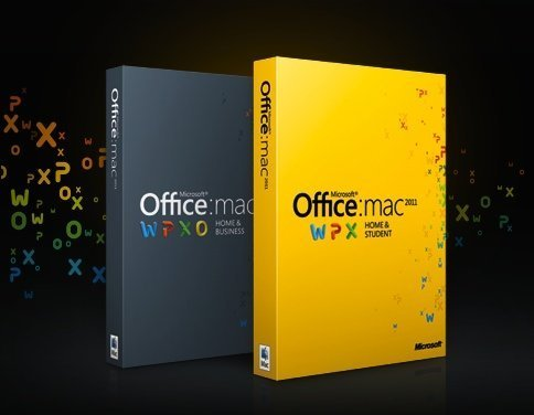 Office For Mac 2011 Available In Stores Now!