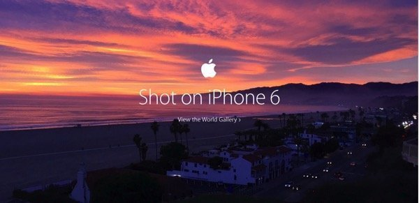 Apple Posts New Gallery On Its Website 'Shot on iPhone 6′