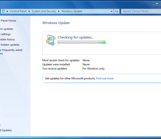 how to delete a windows update that won t install