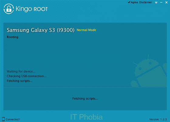 Kingo Android Root_rooting