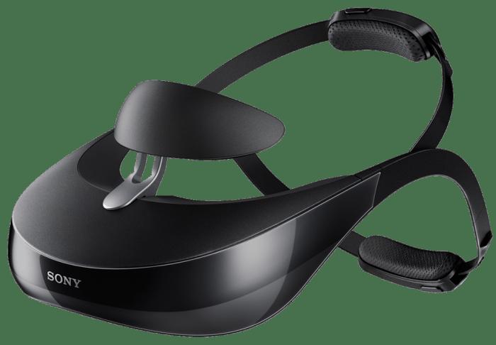 Sony Morpheus-VR