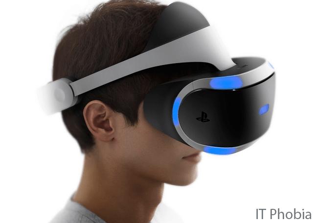 Sony Morpheus-VR2