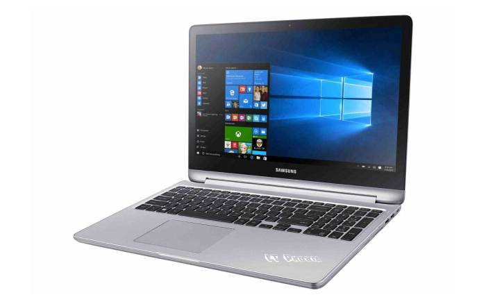 Longest battery life laptop samsung notebook 7 spin