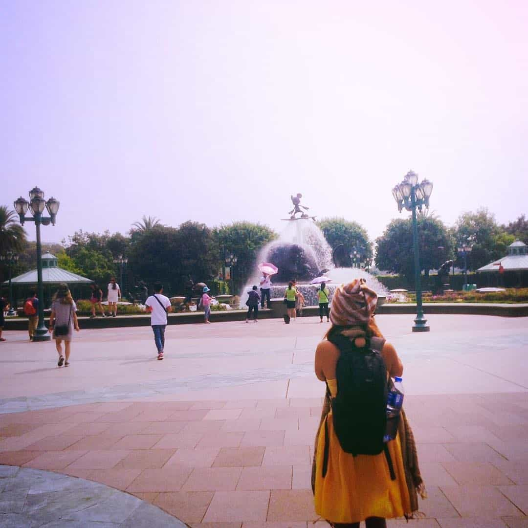 throwback photo That little girl in a yellow dress gothellip