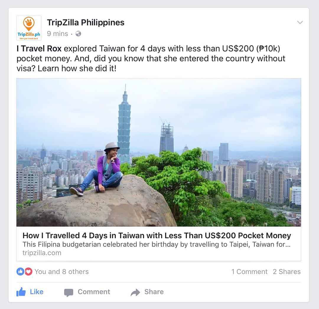 Thanks tripzillamag for the feature Find out how I spenthellip
