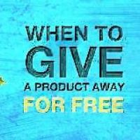 How to promote a free product