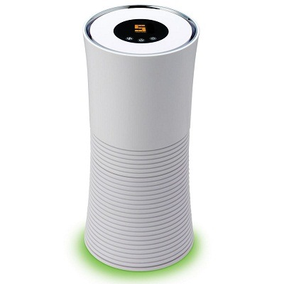 The Odor and VOC Eliminating Air Purifier