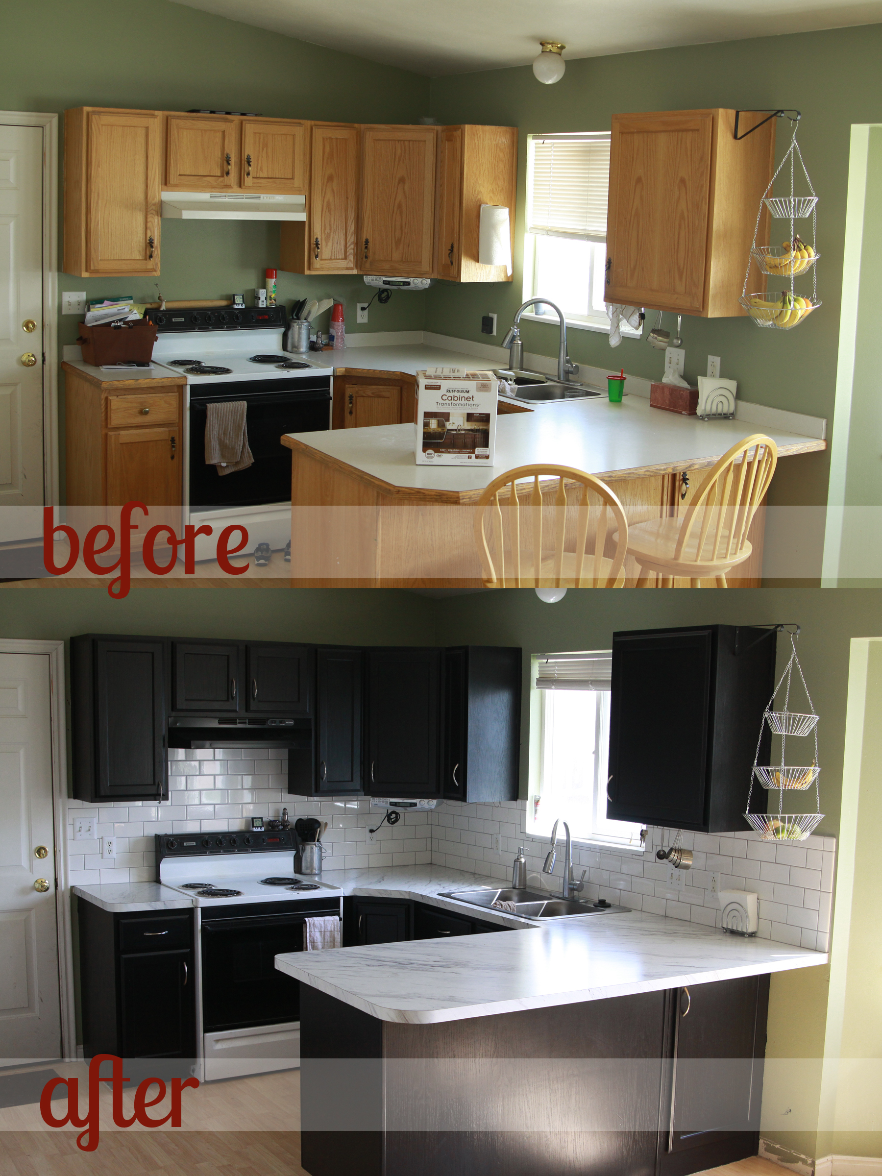 kitchen transformation part 2 and review of rustoleum cabine kitchen cabinet reviews kitchen transformation part 2 and review of Rustoleum Cabinet Transformations
