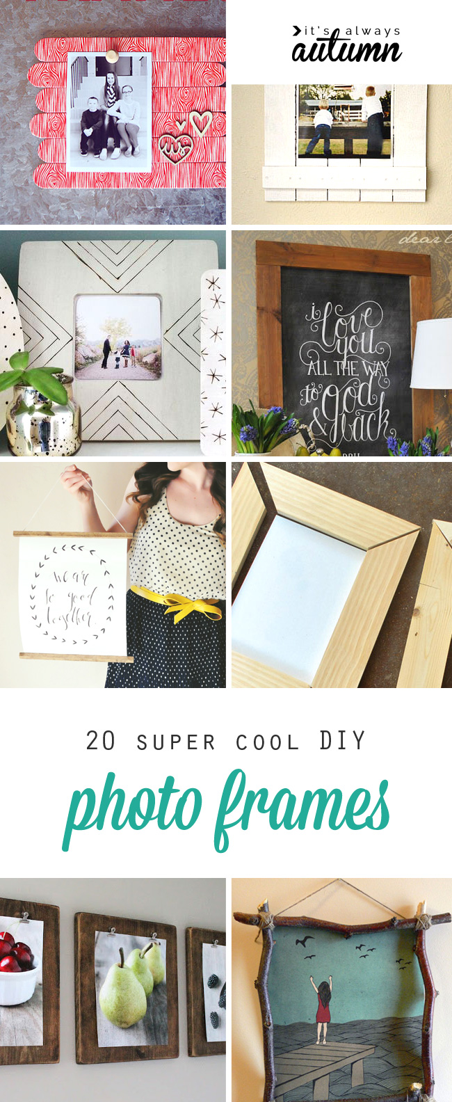 Fullsize Of Diy Picture Frame