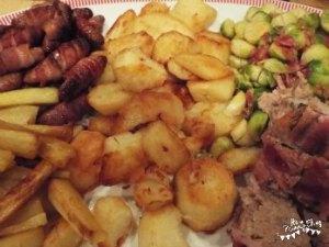 Christmas Dinner Sides