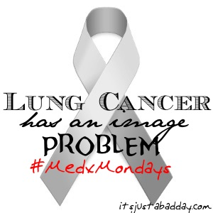 Lung Cancer Has An Image Problem