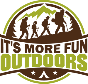 It's More Fun Outdoors: Family Fun from the Inside...OUT!!