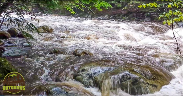 Spring Hiking Safety: Flash Flood Danger