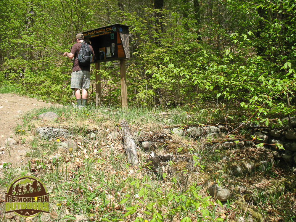 The second trip we made here, we actually hiked the Low's Ridge trail to the overlook. 2015 BOG RIVER FLOW-1-5