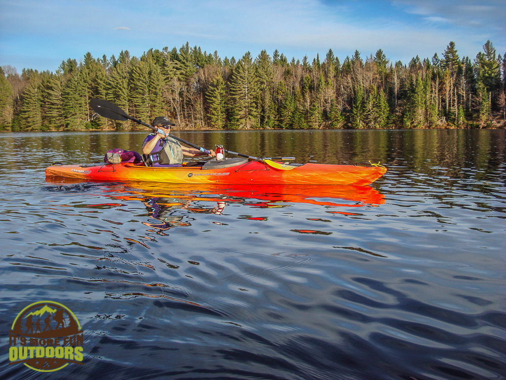 Just a gorgeous day to paddle! 2015 BOG RIVER FLOW