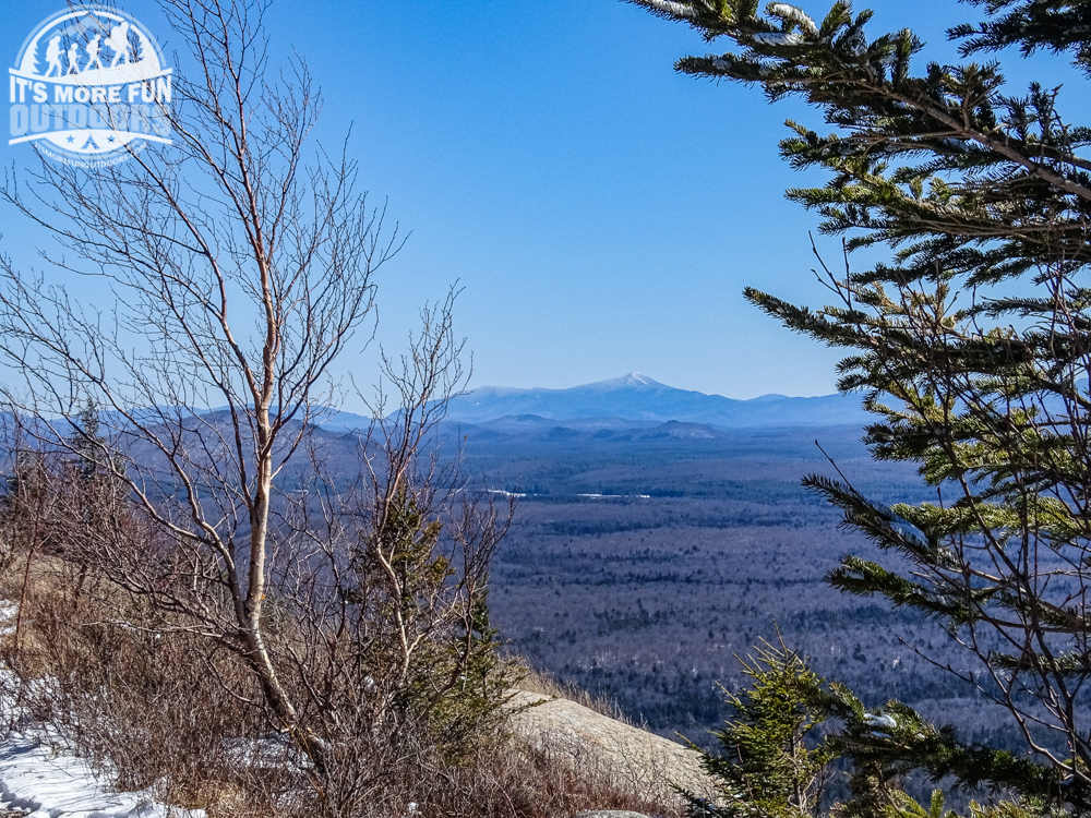 A very scenic summit! 3/19/2016: Winter hike-Azure Mountain Fire Tower, Debar Mountain Wild Forest, Adirondacks