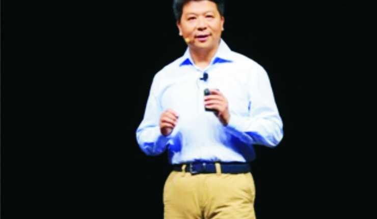 Guo Pin, Huawei