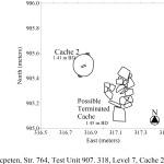 Zacpeten, Str. 764, Test Unit 907. 318, Level 7, Cache 2