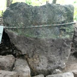 Stela 4, Str T94, Tayasal
