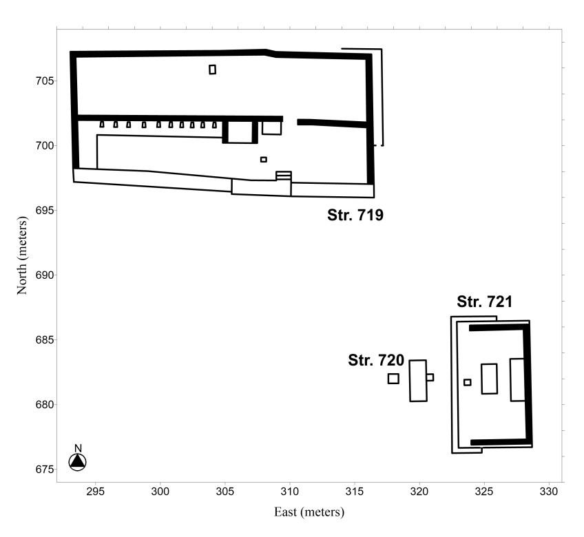 Zacpeten, Group 719, Plan
