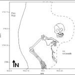 Plan of Burial 1, Unit 3766, 5433