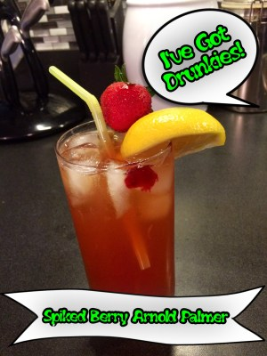 Spiked Berry Arnold Palmer