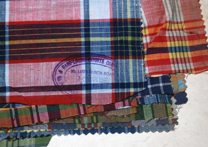 Hand-loomed-Madras-fabric-from-1966