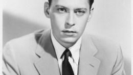 Actor John Kerr