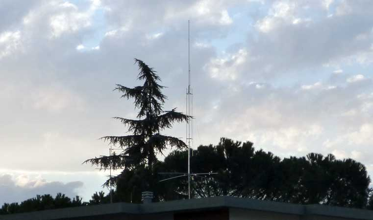 Gap Titan DX Antenna