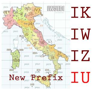 IU Ham Radio Prefix