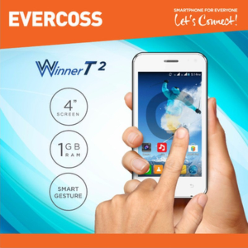 Evercoss A74M – Winner T2