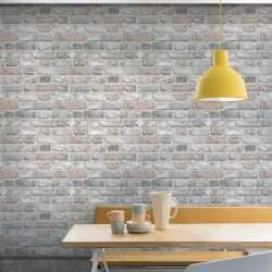 Small Of Faux Brick Wallpaper