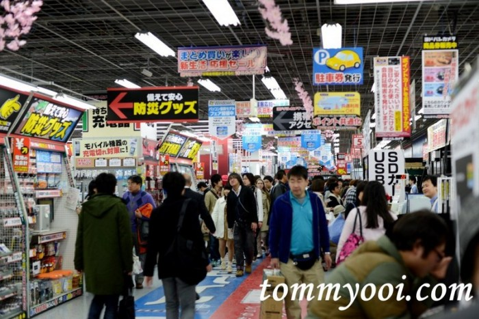 15 must visit tokyo attractions & travel guide - 10. Akihabara Electric Town