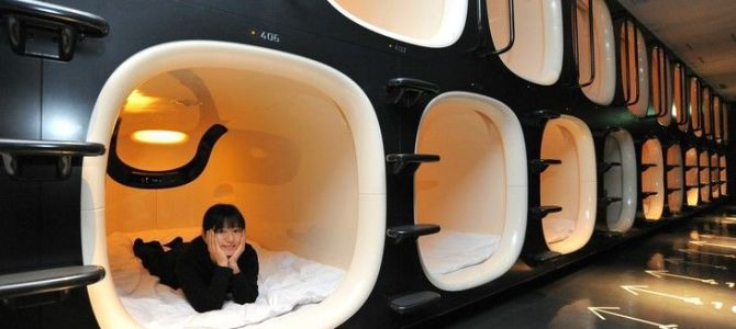 Youth Hostels in Japan
