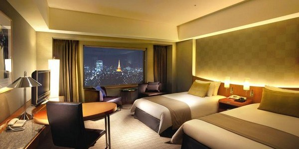 The Most Beautiful 5 Star Hotels in Tokyo