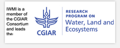 Website for Research Program on Water, Land and Ecosystems led by International Water Management Institute(IWMI)