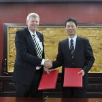 IWMI signs MOU with the China Institute of Water Resources and Hydro-power Research