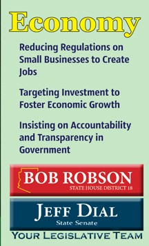Economy - Reducing Regulations on Small Businesses to Create Jobs