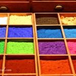Cómo probar colorantes en un jabón