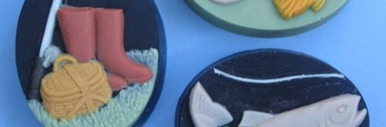 Molde pesca