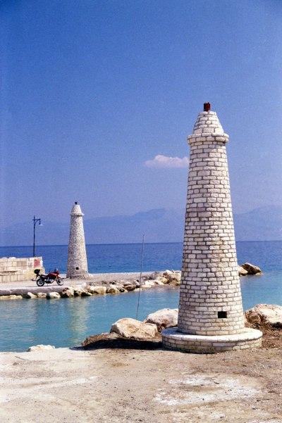 Port Entrance Lighthouses