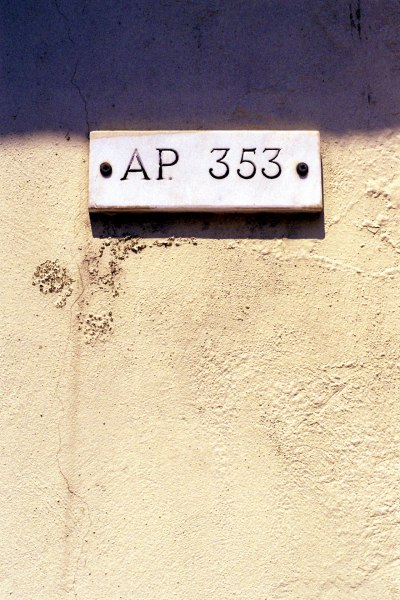 House Number 353