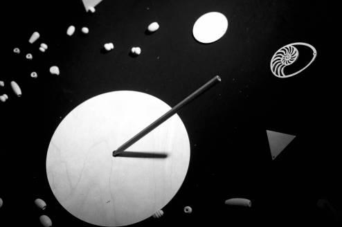 Sun dial, Stars, Galaxies