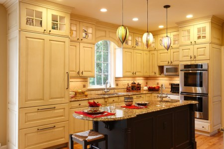 traditional kitchen 9