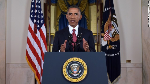 """Obama's ISIS Strategy – Ignore """"Islam"""" in ISIS"""