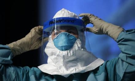 Treat or Flee? Ebola challenges the Hippocratic Oath