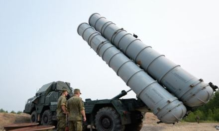 Russia Starts Delivering Missile Systems To Iran