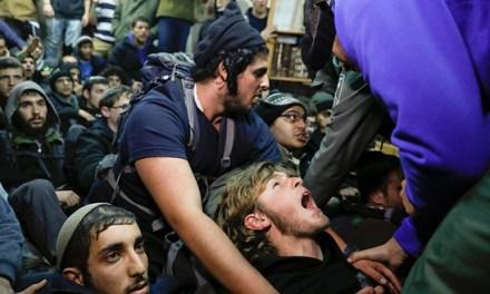 Israel evacuates settlers from illegal Amona outpost | Palestine News | Al Jazeera