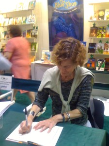 judy blume signs mom's book