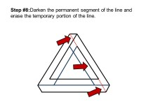 OpArtDrawtheImpossible3DTriangle3